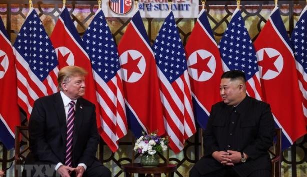 Hội nghị thượng đỉnh Mỹ - Triều Tiên lần thứ 2