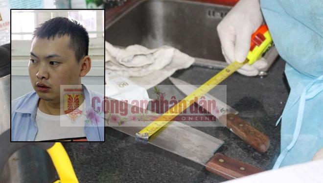 Hung thủ người Trung Quốc khai nhận giết bạn gái rồi phân xác phi tang