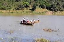 Lật thuyền ở Thừa Thiên Huế, nhiều người mất tích