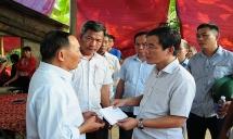 Hỗ trợ 12 triệu đồng cho mỗi nạn nhân trong vụ lật thuyền ở Thừa Thiên Huế