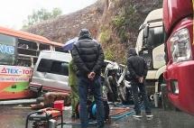 Thông tin mới nhất về vụ tai nạn tại đường tránh Huế khiến 7 người thương vong