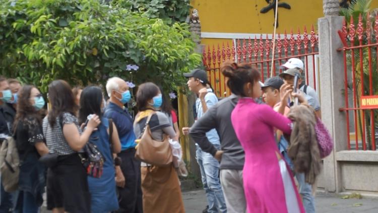 Quảng Nam: 3 du khách nước ngoài cách ly tại Hội An âm tính với Covid-19