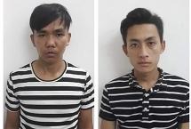 Quảng Nam: Bắt giữ 2 đối tượng mua bán trái phép chất ma túy