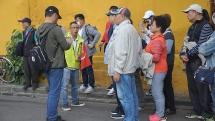 Lập Tổ giám sát việc đeo khẩu trang đối với du khách nước ngoài ở Hội An