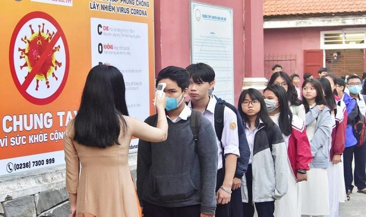 Thừa Thiên Huế học sinh nghỉ học đến 30/3, tổ chức dạy trực tuyến
