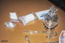 Phát hiện nhiều đối tượng sử dụng trái phép chất ma túy