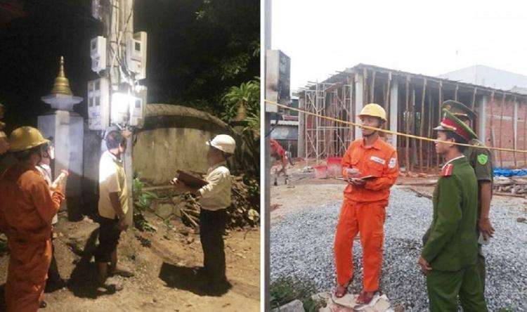 Thừa Thiên Huế: Bắt quả tang hàng chục vụ trộm cắp điện