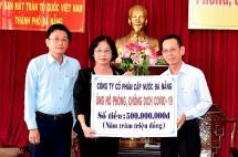 Đà Nẵng: Tiếp nhận hơn 2 tỷ đồng ủng hộ phòng chống dịch Covid- 19