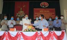 Quảng Trị bàn giao hai địa giới hành chính cho tỉnh Thừa Thiên Huế