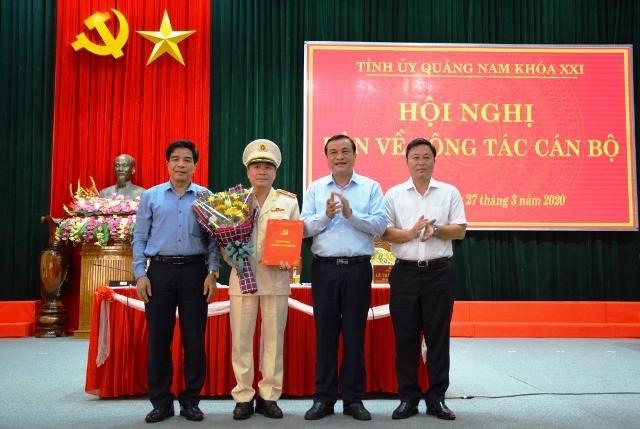 chuan y chuc danh uy vien ban thuong vu tinh uy quang nam doi voi giam doc cong an tinh