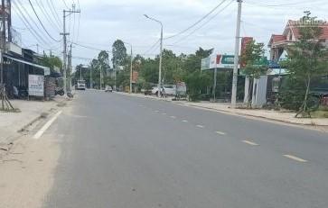 Quảng Nam: Lựa chọn nhà thầu nâng cấp đường ĐT609 đoạn Km71+578-Km74+578