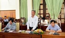 Phòng dịch Covid-19, Thừa Thiên Huế tạm dừng tiếp nhận trực tiếp thủ tục hành chính