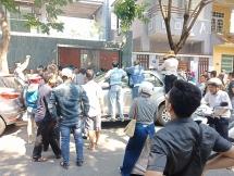 Bài 17 - Quảng Nam: Hàng trăm người đến nhà GĐ Công ty Bách Đạt đòi sổ đỏ