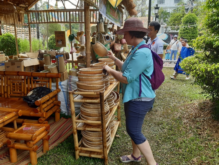 festival nghe 2019 hoi tu tinh hoa lang nghe ben dong huong giang