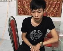 Bắt giữ hai đối tượng thanh niên sử dụng trái phép chất ma túy ở Duy Xuyên