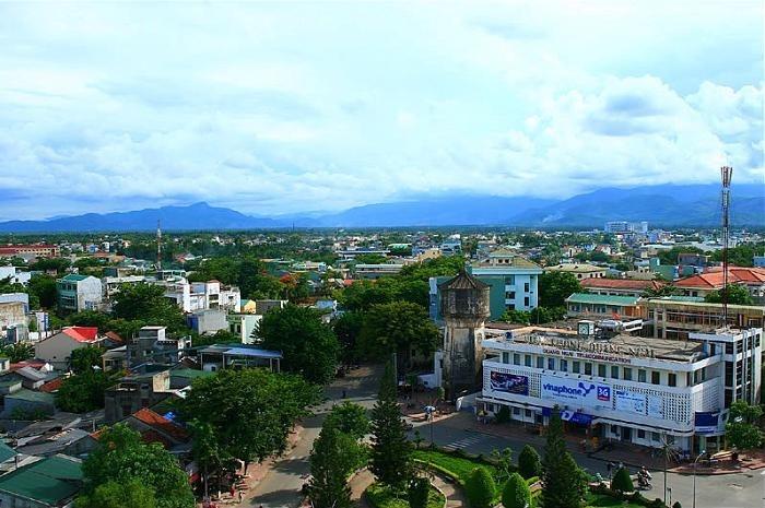 Quảng Nam: Thu hồi 54.076,0 m2 đất của Công ty CP Môi trường đô thị