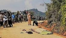 Quảng Nam: Xe tải va chạm xe máy, hai người tử vong thương tâm