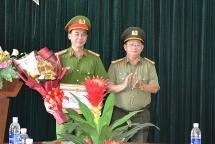 bat giu 2 ten cuop ngan hang cong an binh son duoc giam doc cong an tinh quang nam khen thuong