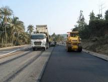 Quảng Nam: Dự án nâng cấp, mở rộng tuyến đường nối Quốc lộ 1 đến đường cao tốc vướng GPMB