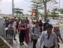 Bài 18 - Quảng Nam: Giám đốc Bách Đạt An tiếp tục lẩn tránh khách hàng