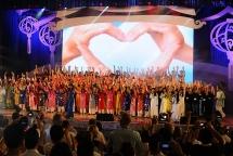 1000 nghệ sĩ tham gia Hội thi hợp xướng quốc tế tại phố cổ Hội An
