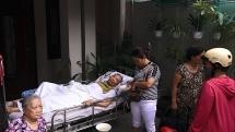 Đà Nẵng: Kịp thời cứu cụ ông bị liệt ra khỏi đám cháy ở tầng 2