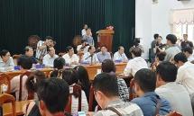 Bài 20 – Quảng Nam: Lãnh đạo tỉnh nói gì với 1000 người dân đi đòi sổ đỏ