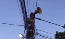 Thừa Thiên Huế: Loa phát thanh xã nhiễu sóng, phát tiếng Trung Quốc