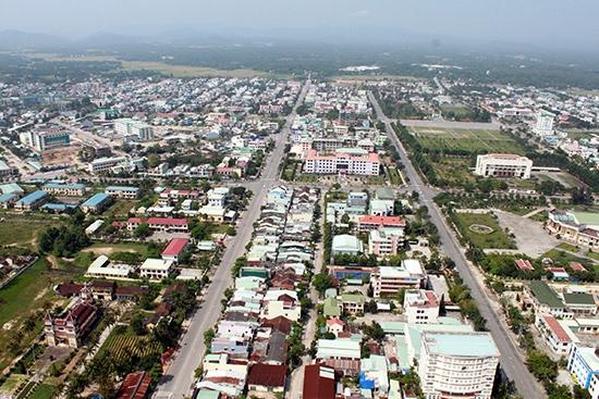 Quảng Nam tổ chức đấu giá hơn 2 ngàn m2 đất tại TP Tam Kỳ