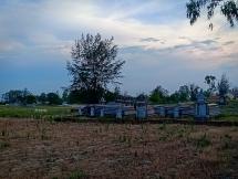 Quảng Nam: Bán đất nền dự án khi còn nguyên mồ mả chưa di dời
