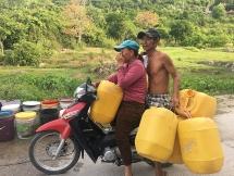 Đảo Cù Lao Chàm thực sự đã khô kiệt nước ngọt