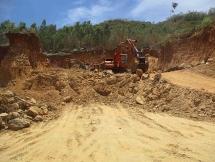Bình Định: Vì đâu núi Hóc Giản tan hoang?