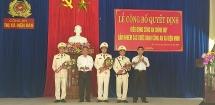 Xã đầu tiên của TX Điện Bàn, tỉnh Quảng Nam có công an chính quy