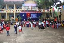 Tây Nguyên: Hàng ngàn học sinh bị hoãn lễ khai giảng vì mưa lớn, sạt lở nguy hiểm