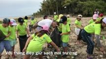 Hội An: Phát triển mô hình học sinh nhặt rác bảo vệ môi trường
