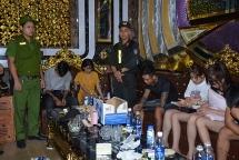 Báo động tình trạng sử dụng trái phép chất ma túy trong quán karaoke ở Quảng Nam