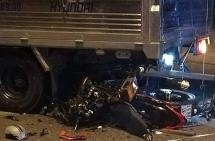 Tai nạn giao thông một thanh niên ở Quảng Nam tử vong
