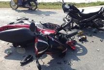 Quảng Nam: Va chạm giữa hai xe máy ở Điện Bàn một người tử vong