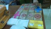 Nghi vấn còn nhiều bánh heroin dạt vào bãi biển Quảng Nam chưa được phát hiện