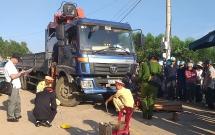 Quảng Nam: Xe máy va chạm với xe tải một thanh niên tử vong