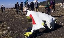 Ethiopia sẽ công bố báo cáo sơ bộ vụ rơi máy bay Boeing 737 MAX