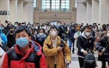 Đã có 107 người tử vong do bệnh do virus corona gây ra
