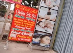 """Bắc Giang: Nhiều Spa dùng sản phẩm Iris trôi nổi để """"điều trị"""" da cho khách hàng"""