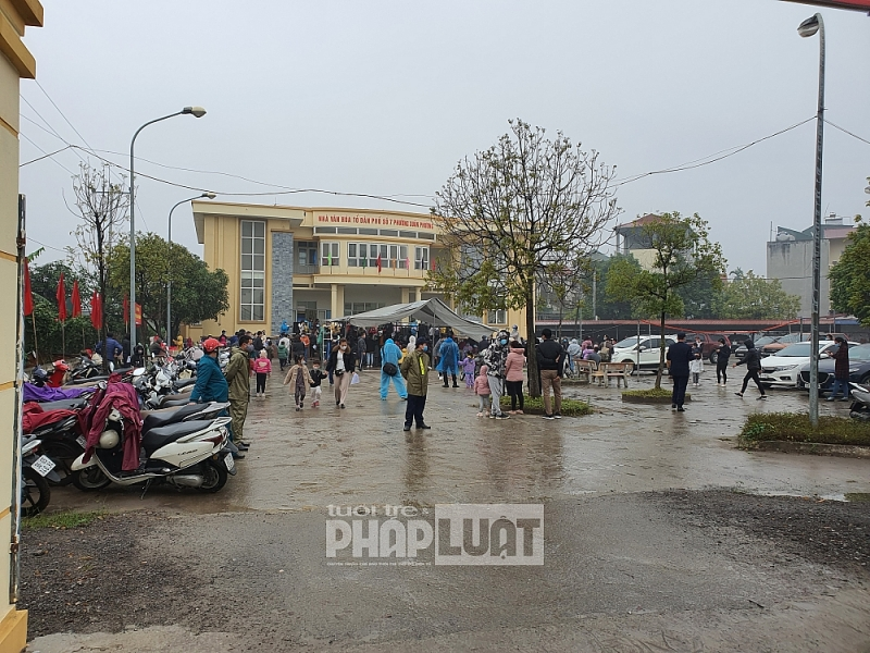35 học sinh lớp 3E trường tiểu học Xuân Phương âm tính với nCoV
