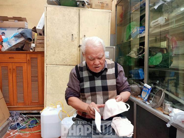 cong ty det kim dong xuan no san pham khau trang vai co the diet khuan