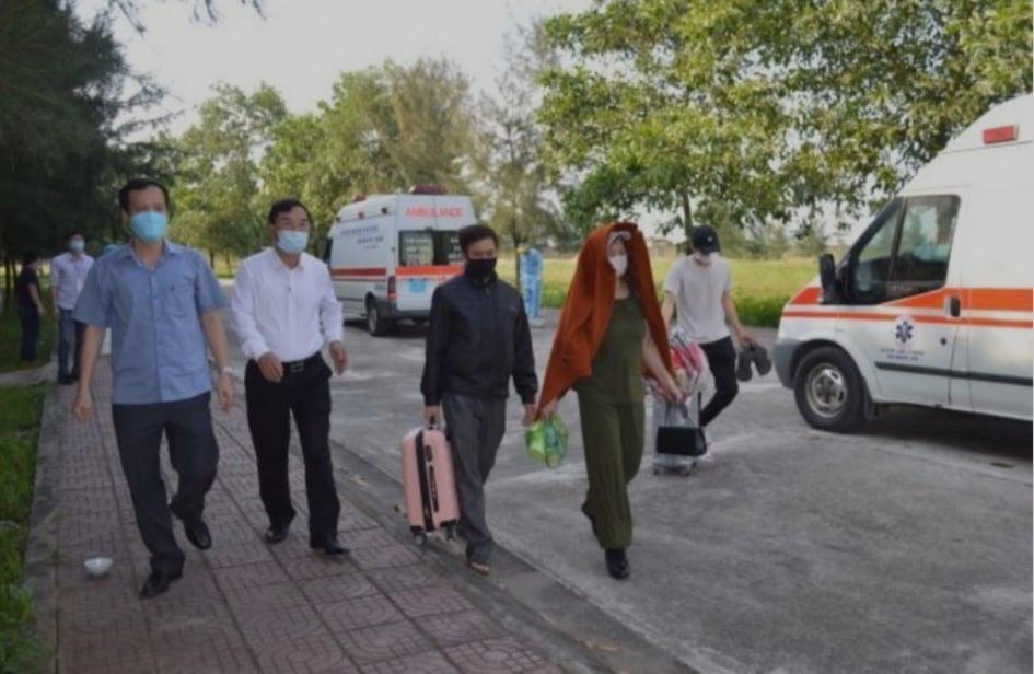 Nam Định khẩn trương cách ly khách đi cùng xe với người về từ Gyeongsang