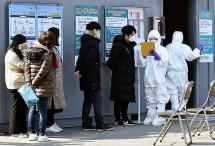 Hàn Quốc: Tổng cộng gần 3.000 ca nhiễm virus corona, thêm 3 ca tử vong ở