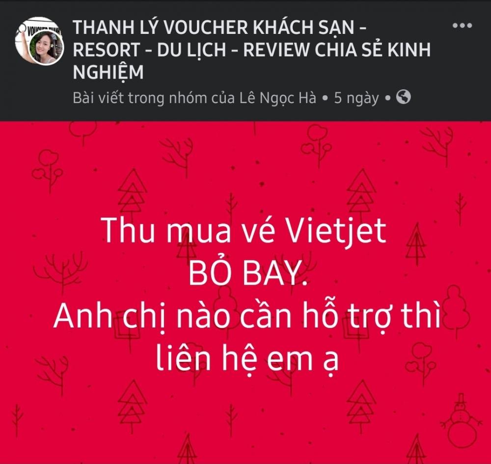 """Ngày cuối năm đại lý, phòng vé """"chạy đua"""" với thông báo của Vietjet Air"""
