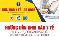 Hà Nội yêu cầu đăng ký thông tin điểm kiểm dịch và quét mã QR Code đến và đi cho bệnh nhân