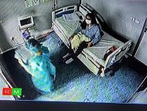 Hình ảnh bệnh nhân thứ 17 của SARS-CoV-2 đang điều trị tại BV Nhiệt đới TW